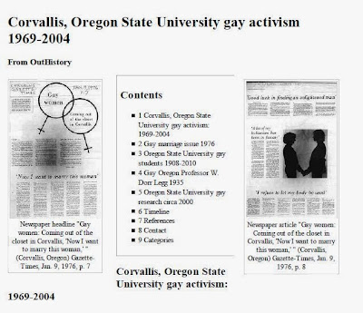 Thomas Kraemer OSU gay history as posted in OutHistory.org in 2010