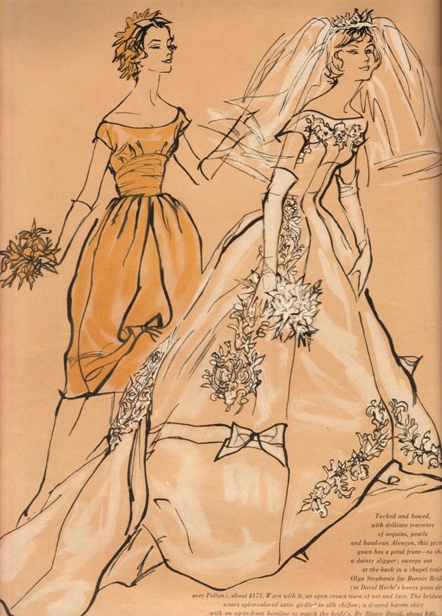 Sharons Sunlit Memories Vintage Brides