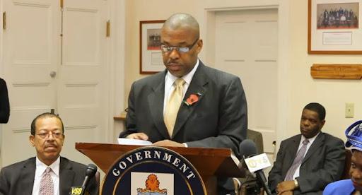 Walter Roban Spoke At The Caribbean Forum On Renewable Energy Image