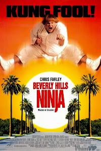 Ninja Hậu Đậu - Beverly Hills Ninja poster