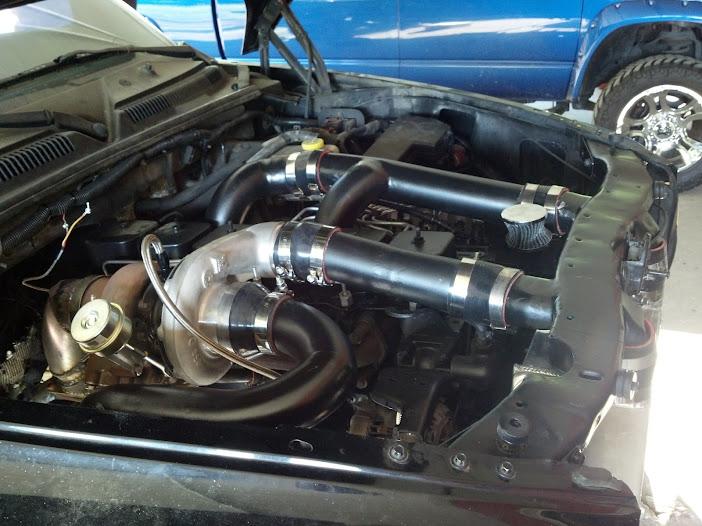 Img on Dodge Dakota Turbo Diesel