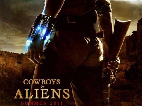 Cowboys y aliens
