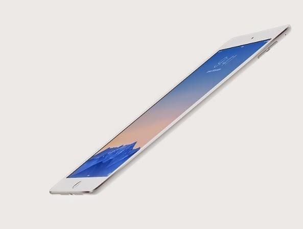 iPad Air 2lateral