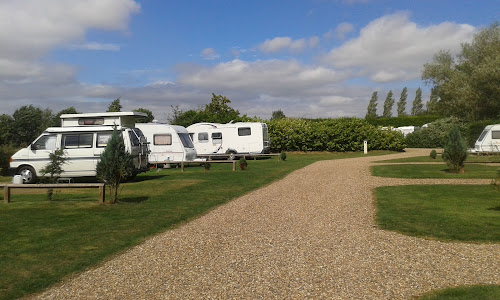 Polstead Camping and Caravanning Club Site at Polstead Camping and Caravanning Club Site