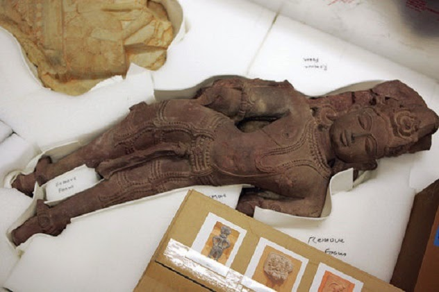North America: Artefacts looted from India discovered at Honolulu Museum of Art