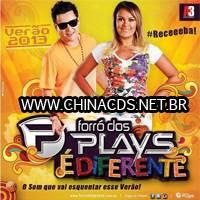 CD Forró dos Plays - Elétrico - Carnaval - 2013