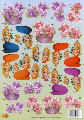HJ5801 card deco d.princess-bloemen.jpg
