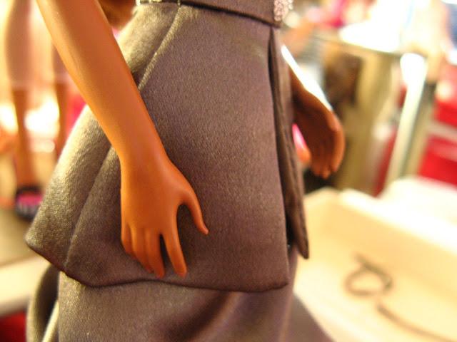 Silkstone Barbie: Fashion model collection. IMG_2460