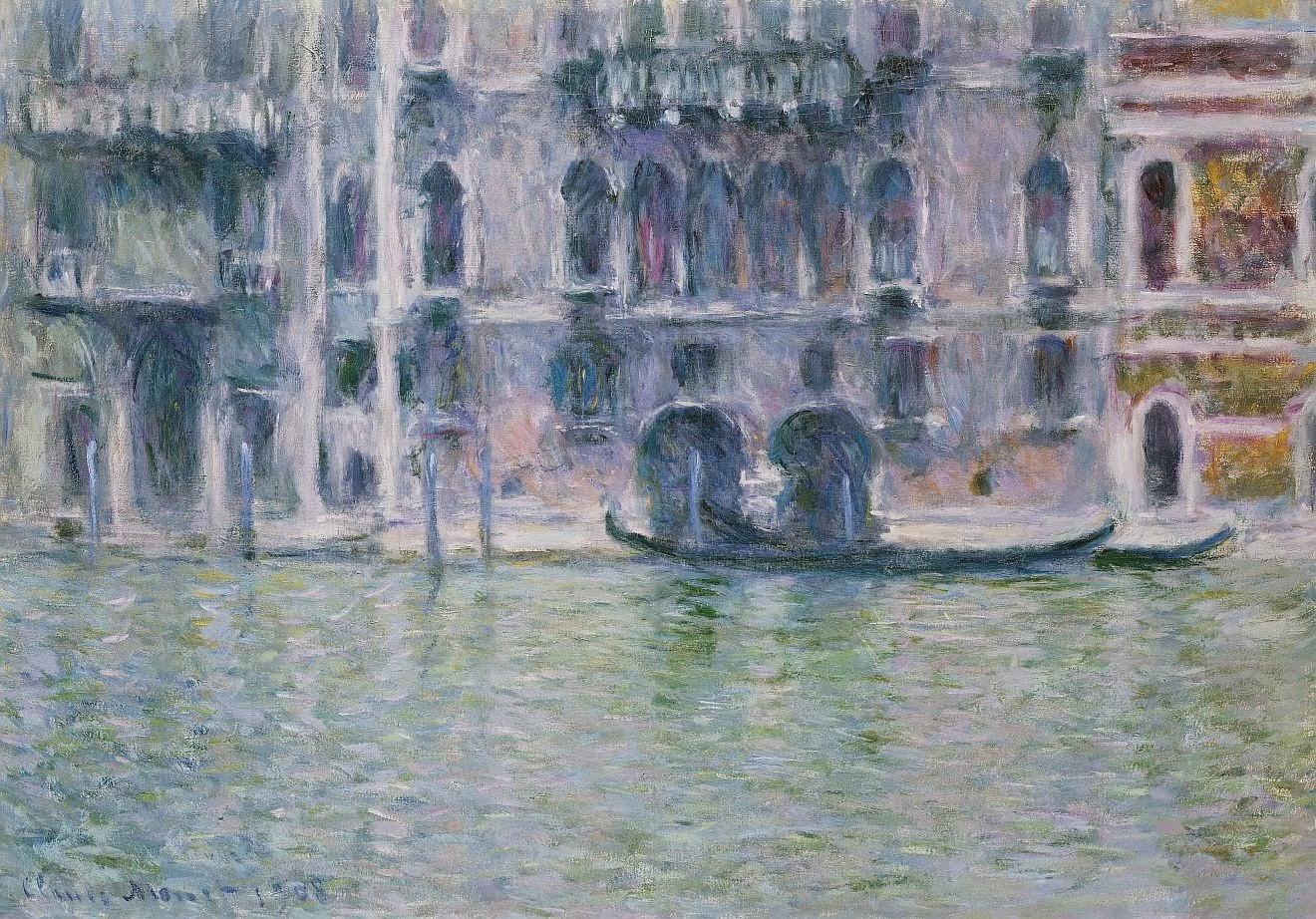 モネlog: ヴェネツィア(モネを魅了した「アドリア海の女王」) Ⅳ