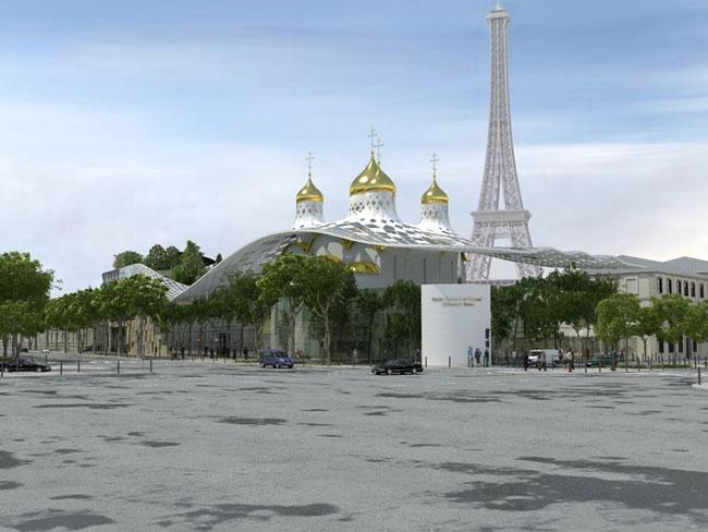 православный центр в Париже