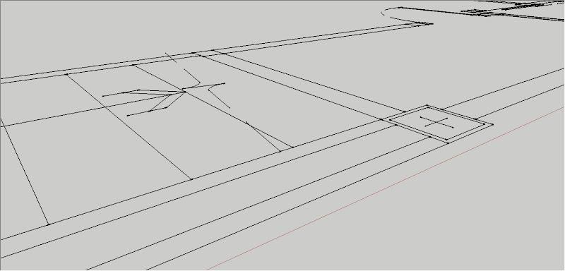 เทคนิคการแก้ปัญหาการนำไฟล์จาก AutoCAD เข้ามาใช้งานแล้วมีพื้นผิวติดมาด้วย Cad3d2d-03