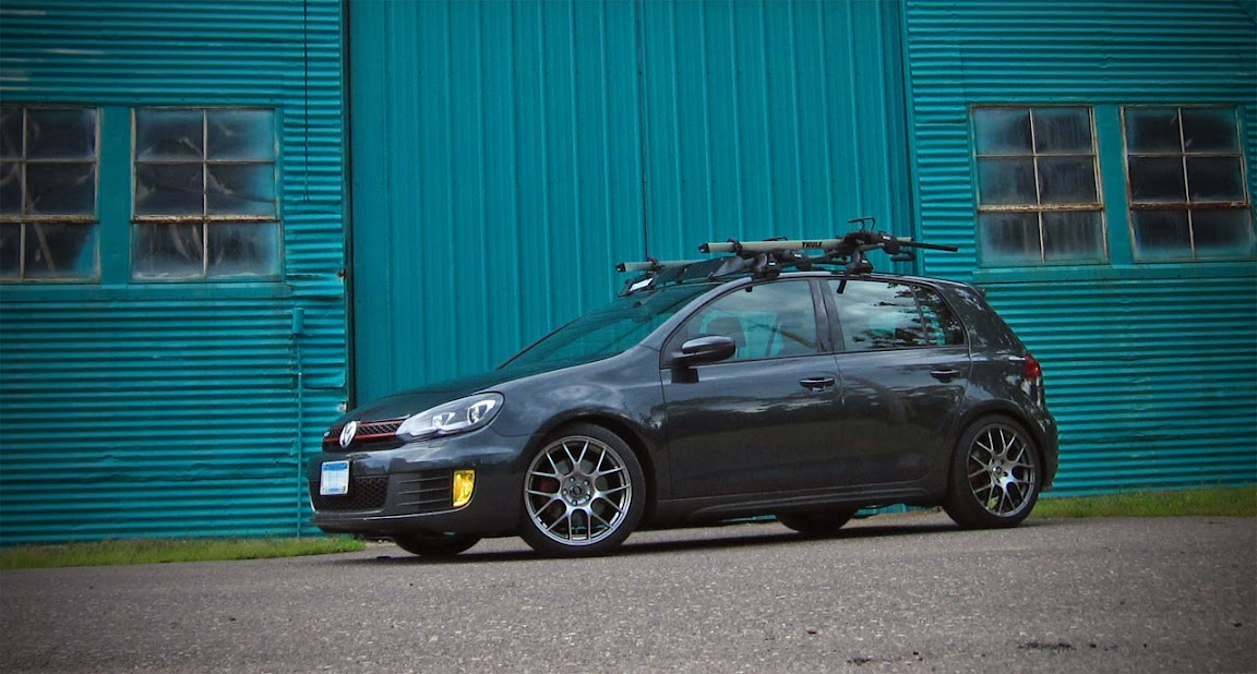 2015 golf r roof rack