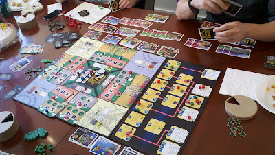 Titans of Industry playtest