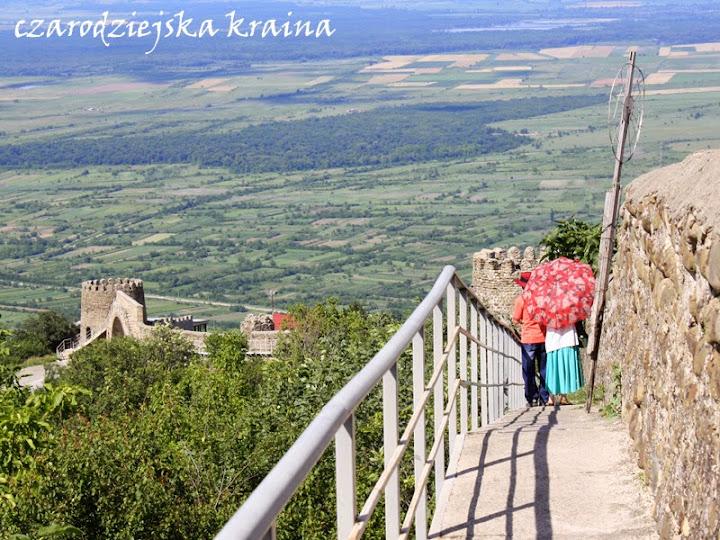 Mury Sighnagi - Kachetia - Gruzja