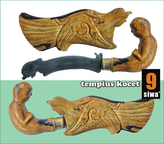 pemaje lombok - barang antik lombok - tempius kocet - ikonik budaya lombok