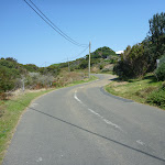 Pistol Club Rd near coastal cemetery in Botany Bay National Park (310454)