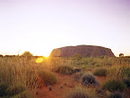 Sprachaufenthalt in Australien - Ayers Rock — Uluru National Park