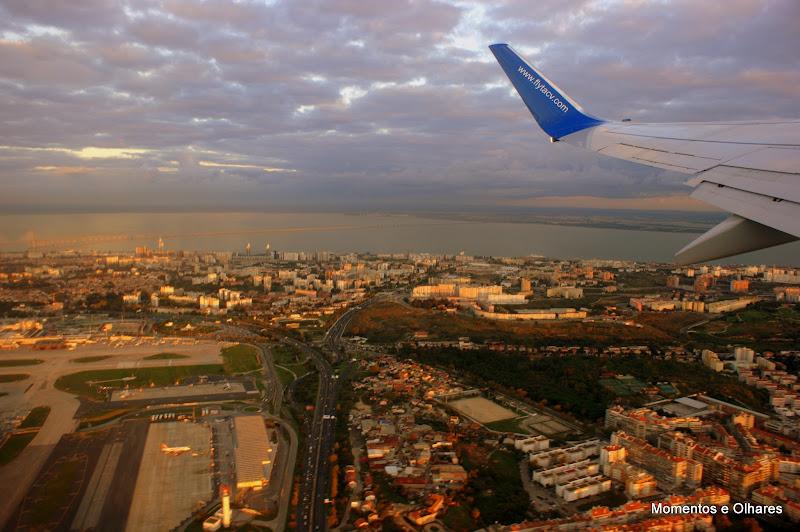 Lisboa desde o céu