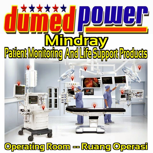 Mindray-Patient-Monitoring-And-Life-Support-Products-Operating-Room-Made-In-China
