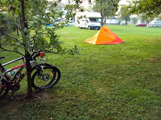 Campingplatz in Malin