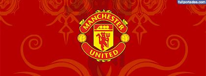 Portada para facebook de Manchester unite logo