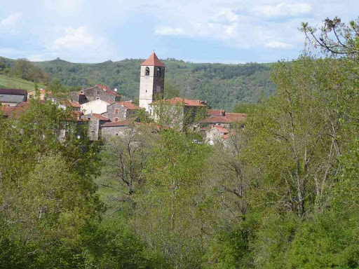 Le village de Blassac