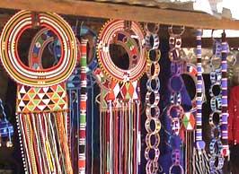 Maasai Beadwork & Jewelry