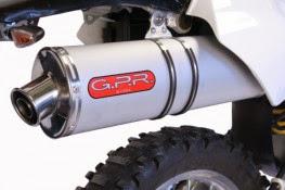 GPR Schalldämpfer für DRZ 400 - mit ABE