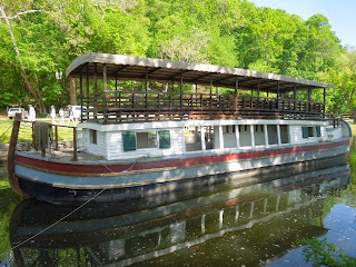 Chesapeake & Ohio Canal boat