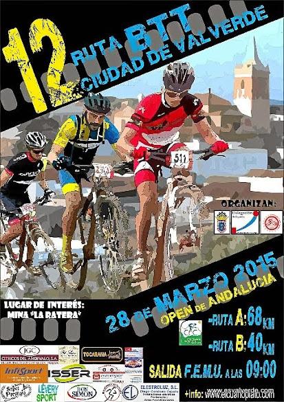 XII BTT Ciudad de Valverde