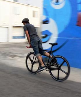 Se buscan ciclistas urbanos como figurantes para un anuncio