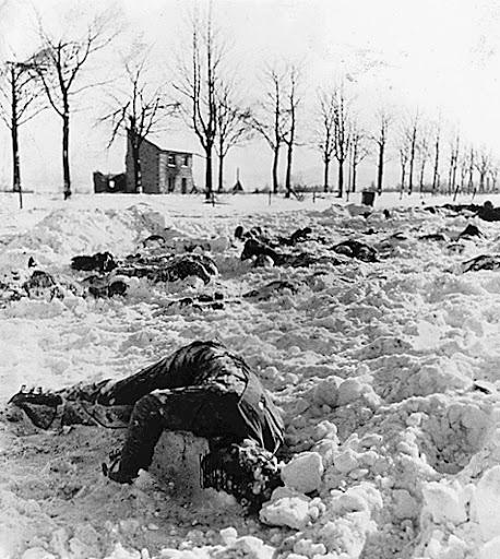 Malmédy, Belgium 1945