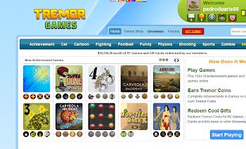 Tremor games: Jugar y conseguir juegos gratis en Steam.  Tremorplay