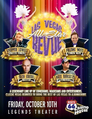 Las Vegas All Star Revue