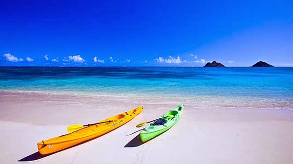 Lanikai Beach (Hawai)