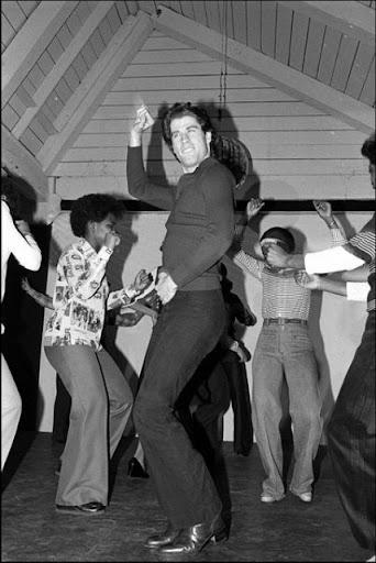 Como han cambiado: John Travolta