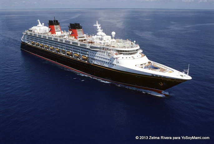 Crucero Disney Magic (©Disney)