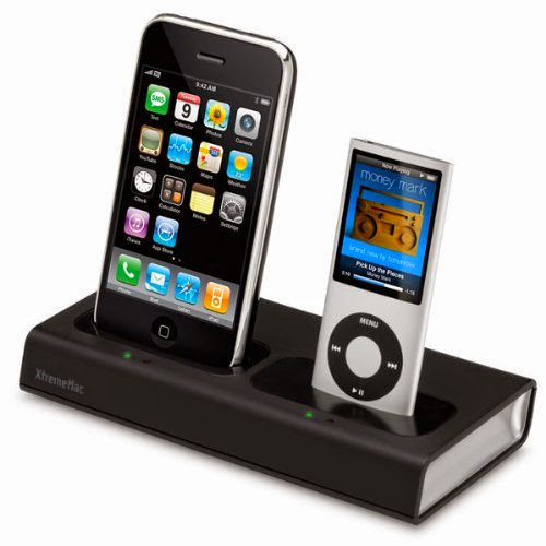 XtremeMac InCharge Duo Docking Station for iPhone and iPod