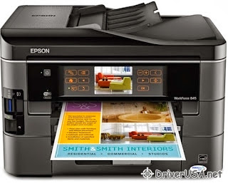 Latest version driver Epson WorkForce 845 printer – Epson drivers