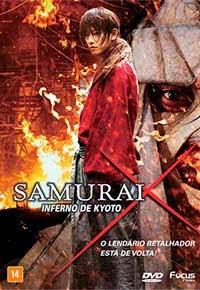 Baixar Filme Samurai X O Inferno de Kyoto Dublado Torrent