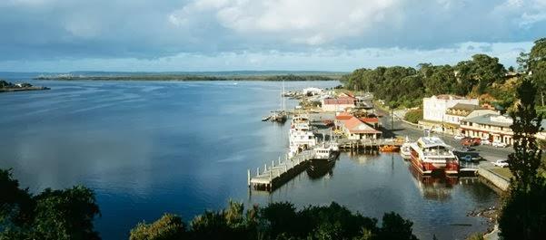 Strahan - Tasmânia