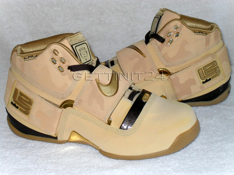reputable site d20b2 35a96 Throwback Thursday: Nike Zoom LeBron Soldier