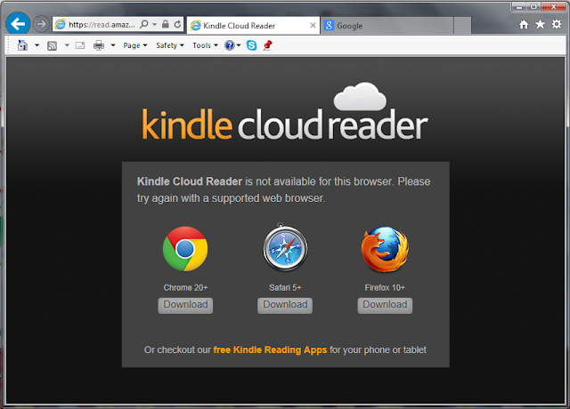 Kindle Cloud Er Book