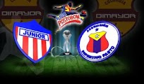 Junior Pasto online vivo 5 Dic Ocotognal final A