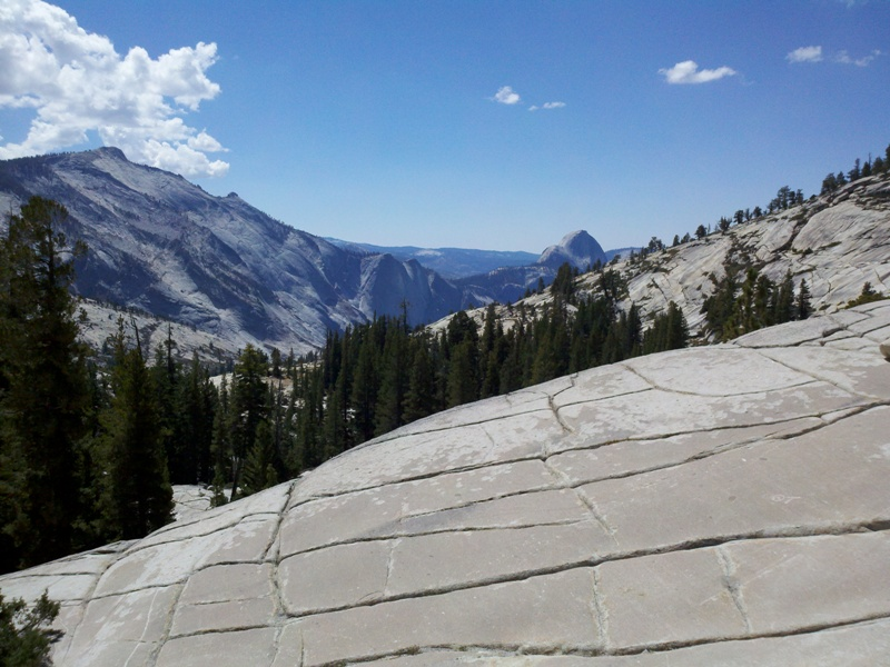 High Sierra • Yosemite Valley (from the West)