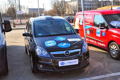 Opel i dominacja marki w segmencie aut osobowych na CNG w Polsce