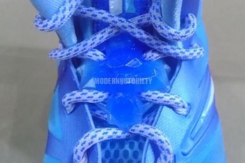 Nike LeBron X Sapphire aka 8220Wind Chill8221 8211 New Photos