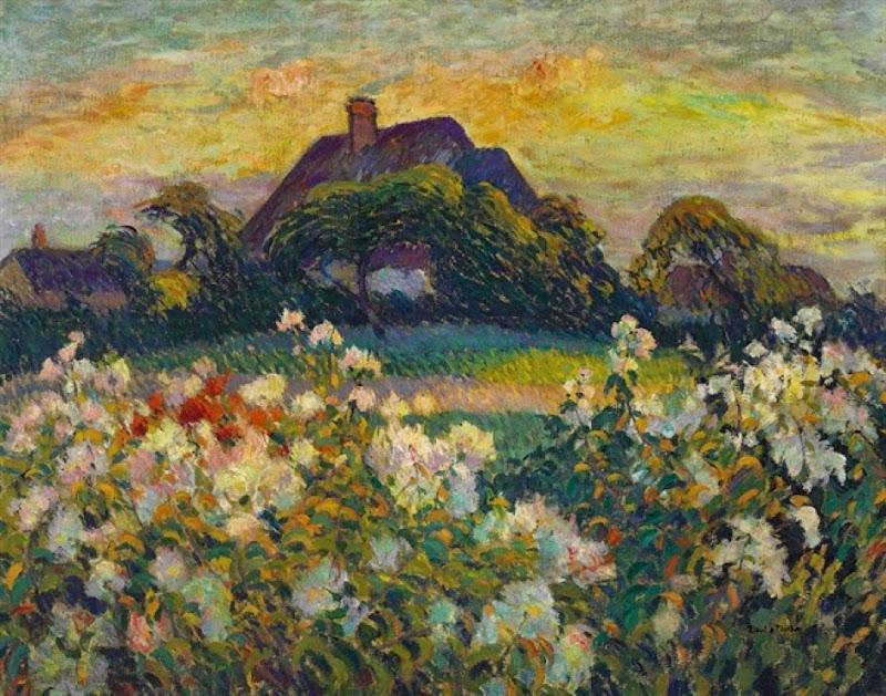 Robert Antoine Pinchon - Field Flowers