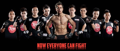Malaysian Invasion Mixed Martial Arts