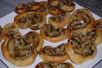 Palmito salé au pesto - recette indexée dans les Entrées